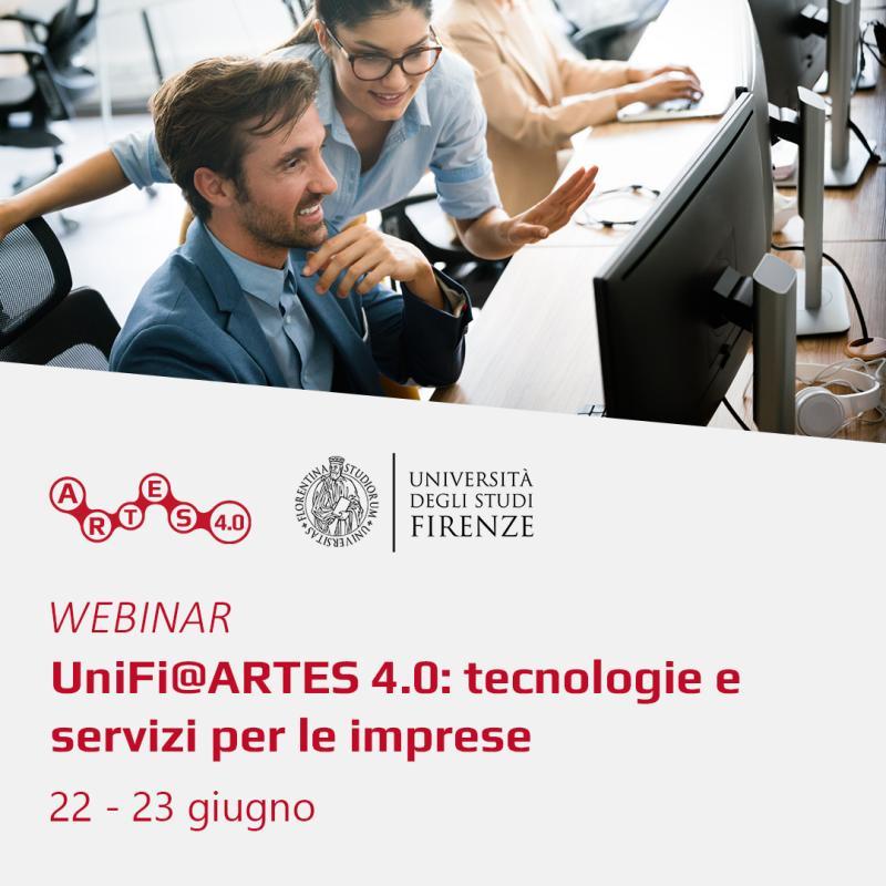 UniFi@ARTES 4.0: tecnologie e servizi per le imprese