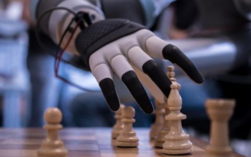 Lo stato dell'arte della robotica avanzata in Italia
