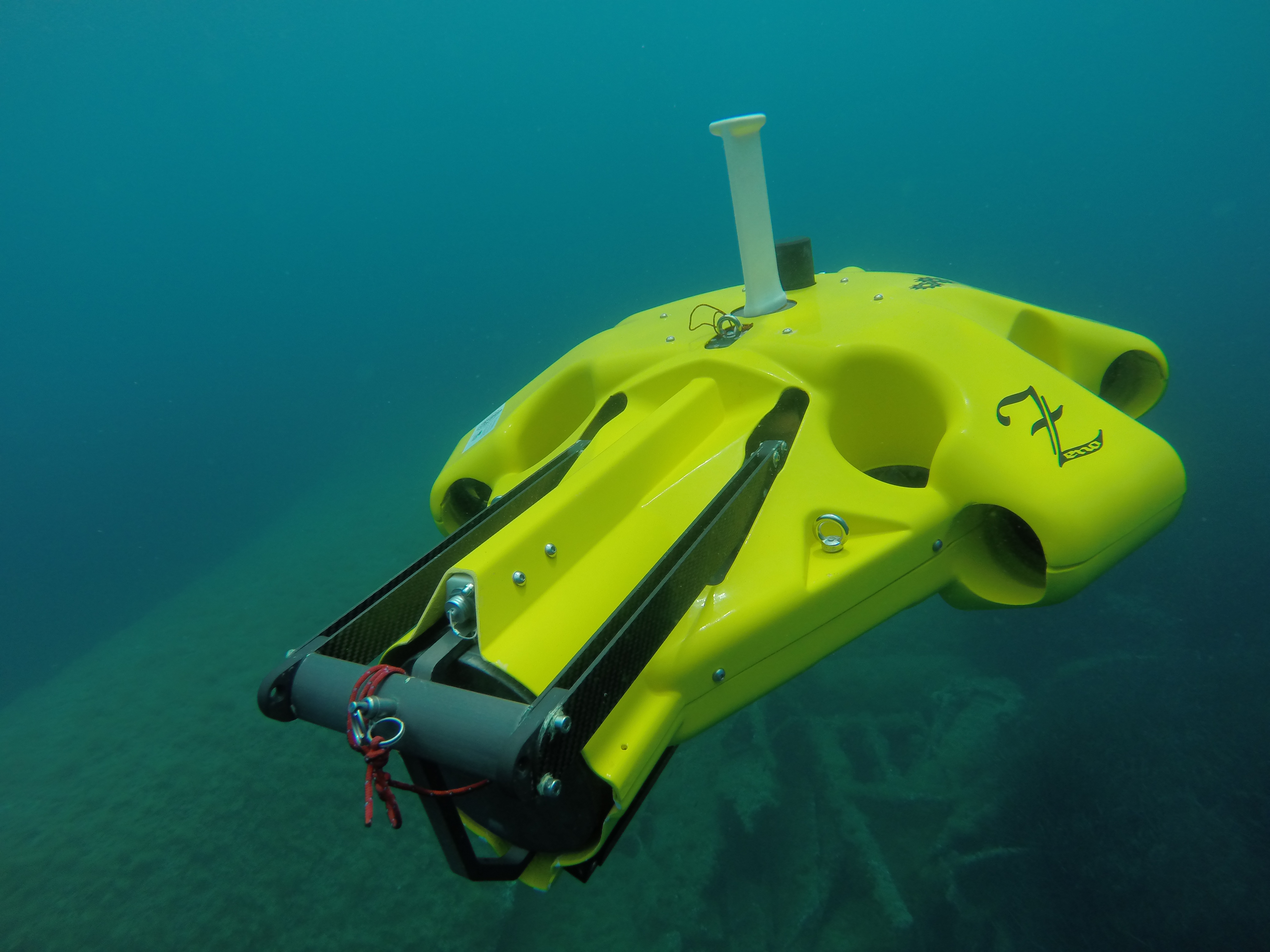 La robotica sottomarina per l'esplorazione del mondo sommerso