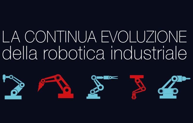 """Webinar """"La continua evoluzione della robotica industriale"""" organizzato da SPS Italia"""