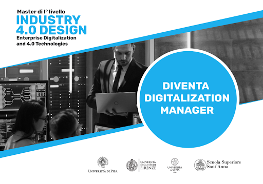 Master Industry 4.0 Design per Digitalization Manager